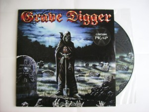 The Grave Digger (LP PDK)