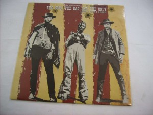 The good the bad & the ugly (RE) (Ennio Morricone)