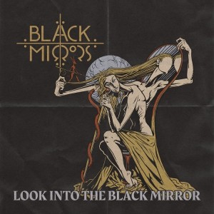 Look into the black mirror (Black vinyl)