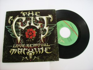 Love removal machine / Wolf child's blues