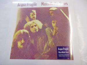 Mass-Media stars (RE) (Purple vinyl)