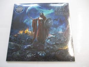 Valkyria (2LP) (Clear Blue with haze vinyl)