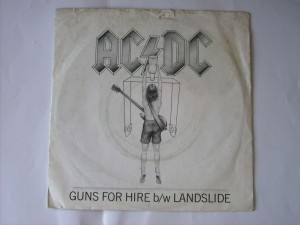 Guns for hire / Landslide