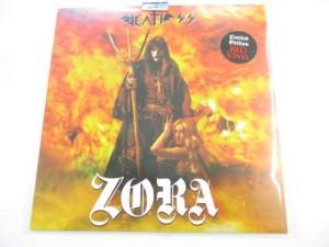 Zora / Afterlife (Red vinyl)