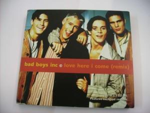 Love here I come (CD1) 5 tr.
