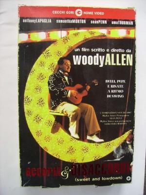 by Woody Allen