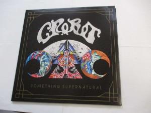 Something supernatural (Black vinyl)