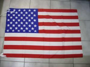 Bandiera in stoffa 75x105 cm