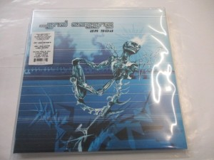 Am God (RE) (Blue vinyl)