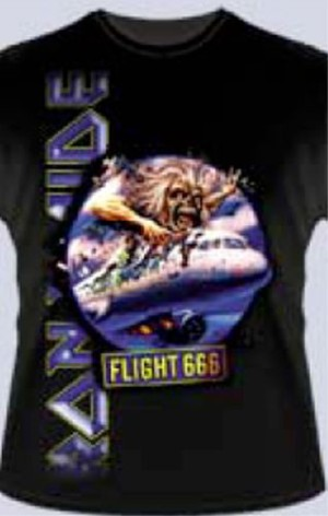 T-shirt - Flight 666