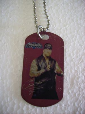 Piastrina Undertaker/Undertaker tag