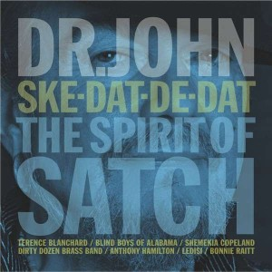 Ske-dat-de-dat - The spirit of Satch (RE)