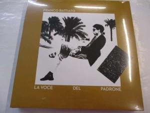 La voce del padrone (LP+CD) (Gold vinyl)