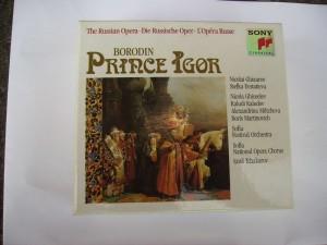 Prince Igor (3CD BOXSET)