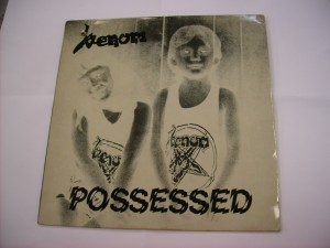 Possessed (cut out sleeve)