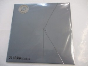 K-album (White vinyl)
