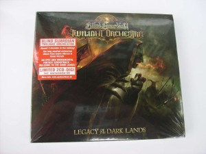 Legacy of the dark lands (2CD)