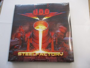 Steelfactory (2LP) (Black vinyl)