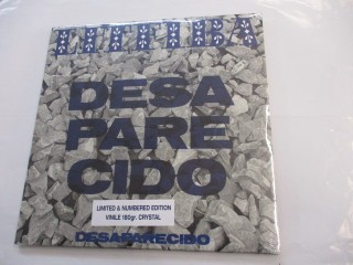 Desaparecido (RE) (Crystal vinyl)