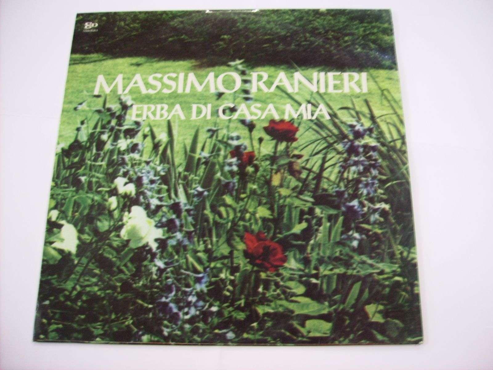 Massimo ranieri records lps vinyl and cds musicstack for Massimo ranieri erba di casa mia