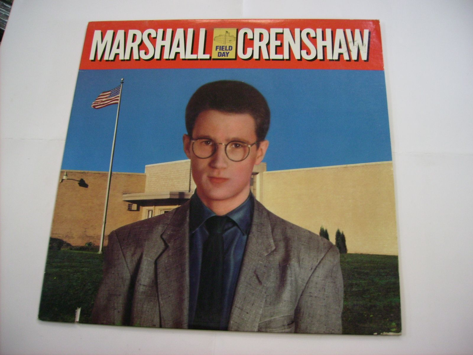 Marshall Crenshaw Field Day Records Lps Vinyl And Cds